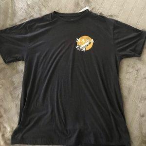 Body Rags NASA Space Shuttle Front Logo T-Shirt(XL